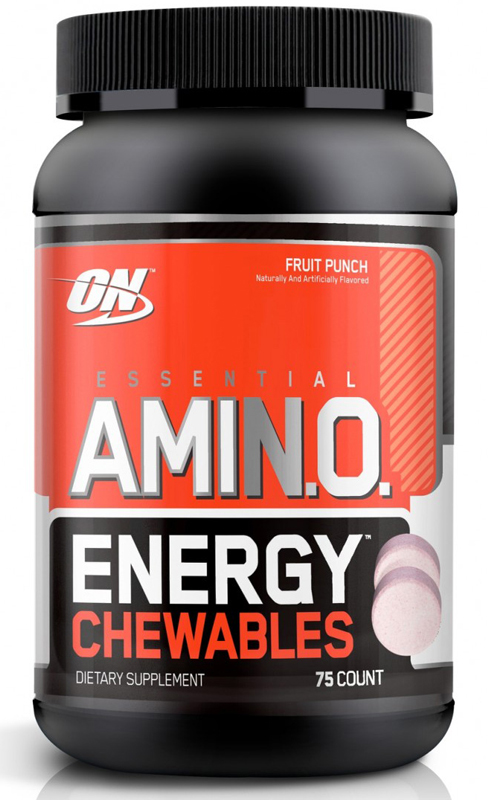 Amino Energy Chewables (75 tab)