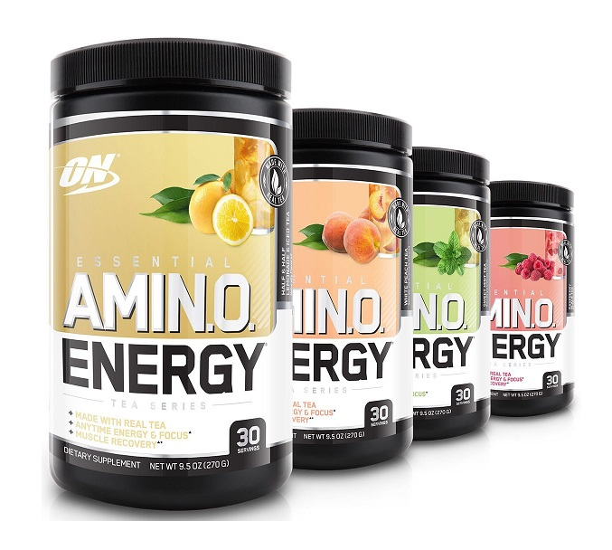 Amino Energy Tea Series Optimum Nutrition (270 гр)