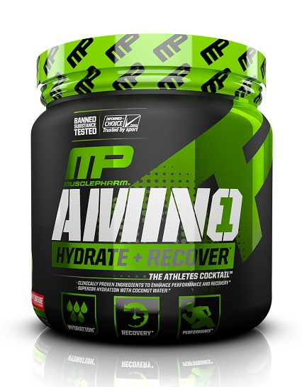 Amino 1 Sport Series MusclePharm (432 гр)