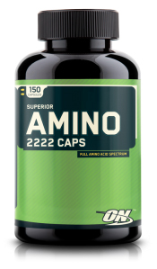 Superior Amino 2222 Caps (150 кап)