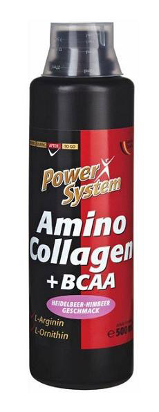 Amino Collagen + BCAA Power System (500 мл)