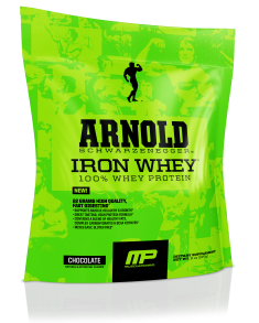 Iron Whey Arnold Series (227 гр)