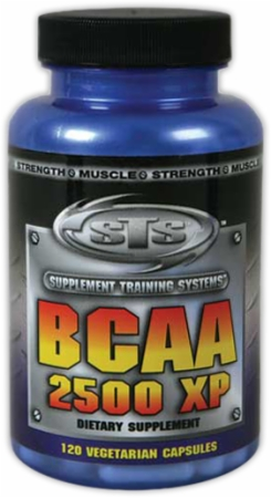 BCAA 2500 XP STS-Sports (120 вегетарианских капсул)
