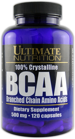 BCAA 500 Ultimate (120 кап)