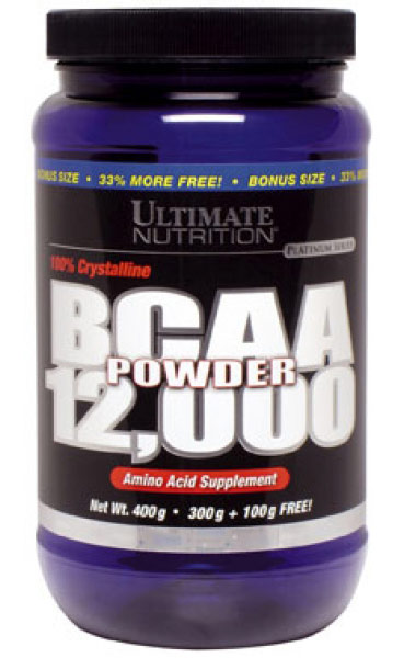 BCAA 12 000 Powder (400 гр)