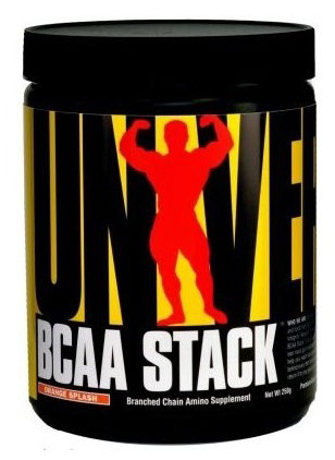 BCAA Stack (250 gr)(EXP 06/2018)