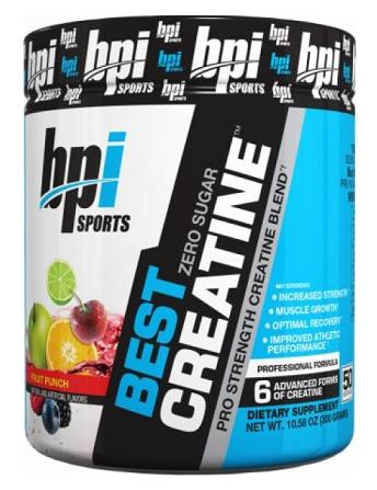 Best Creatine BPI Sports (300 gr)(EXP 08/2020)