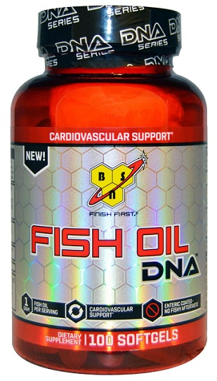 Fish Oil DNA BSN (100 Softgels)