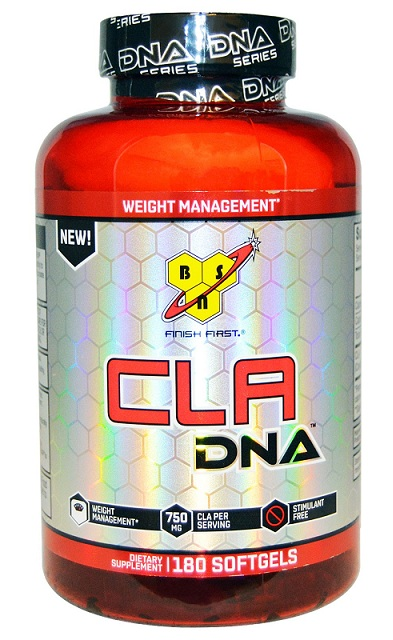 CLA DNA BSN (180 softgels)