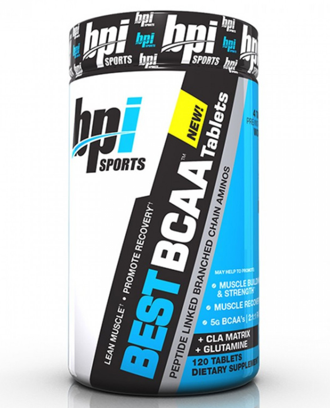 Best BCAA tablets BPI Sports (120 tab)