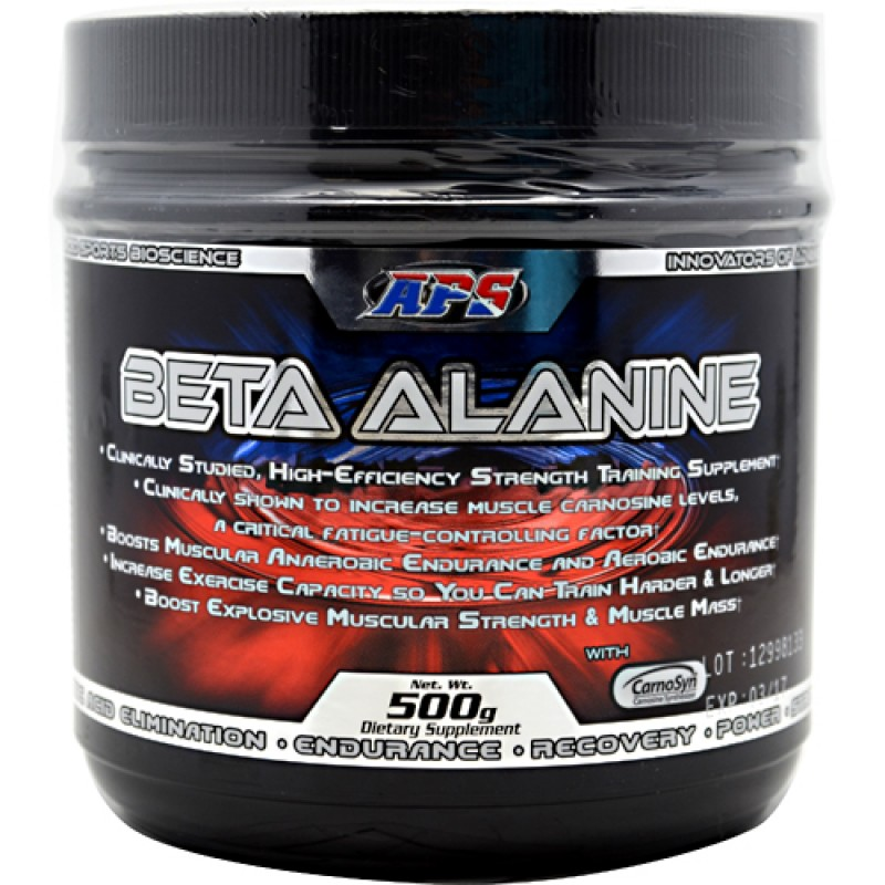 Beta-Alanine APS Nutrition (500 гр)