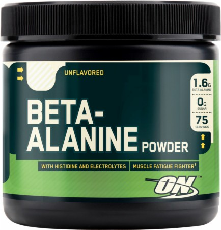 Beta-Alanine Powder Optimum Nutrition (263 гр)(годен до 10/2018)