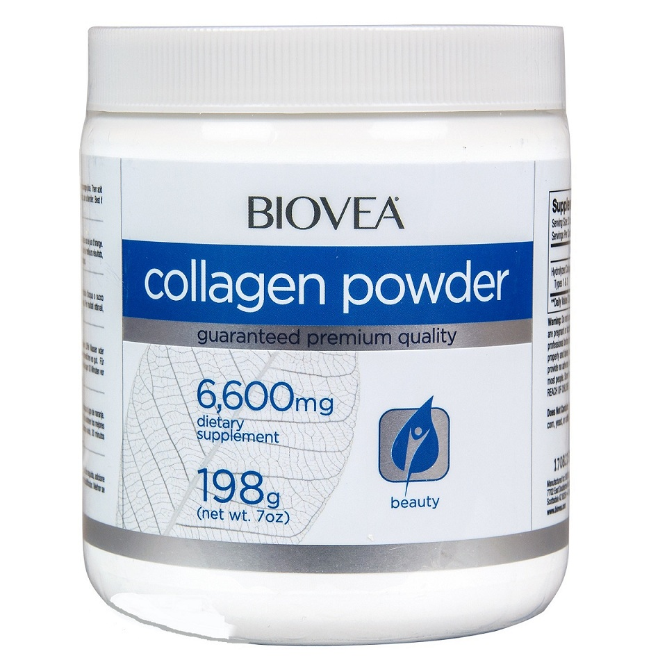 Collagen Powder Biovea (198 g)