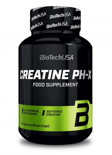 Creatine pH-X BioTech (90 кап)