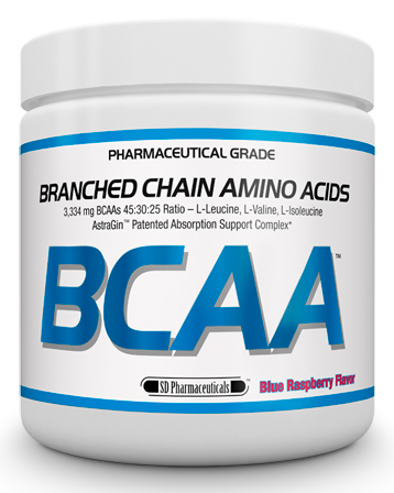 BRANCHED CHAIN AMINO ACIDS BCAA SD Pharmaceuticals (170 гр)