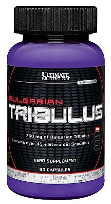 Bulgarian Tribulus Ultimate Nutrition (90 кап)