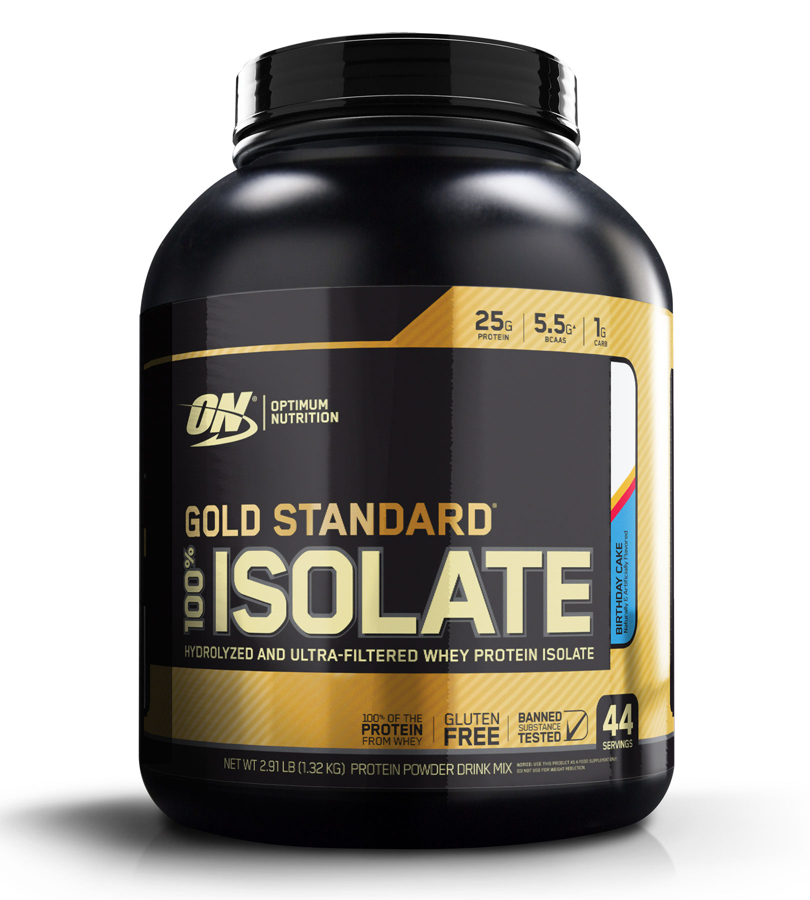 100% Gold Standard Isolate Optimum Nutrition (1320 g)