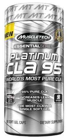 Platinum Pure CLA 95 Muscle Tech (90 гель кап)
