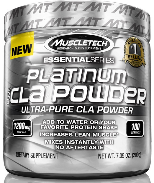 Platinum  Pure CLA Muscle Tech (200 gr)