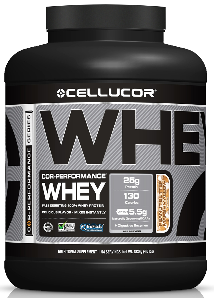 COR-Performance Whey Cellucor (1820-1848 гр)