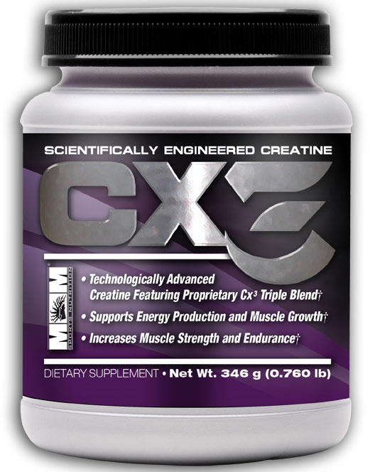 CX3 Creatine Max Muscle (517 гр)