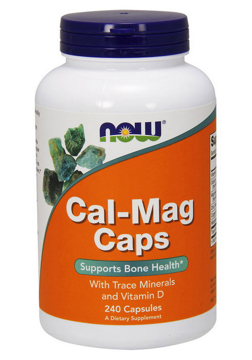 Cal-Mag Caps NOW (240 cap)