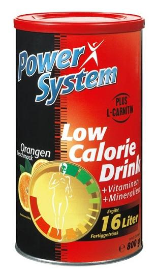 Low Calorie Drink Power System (800 gr)