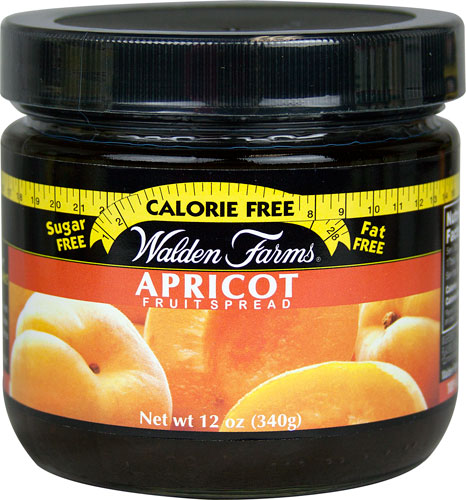 Apricot Fruit Spread (абрикосовый джем) Walden Farms  (340 гр)