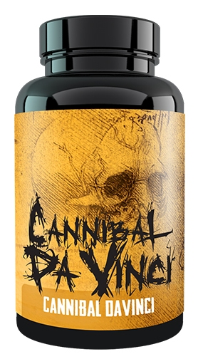 Cannibal DaVinci Chaos and Pain (90 cap)