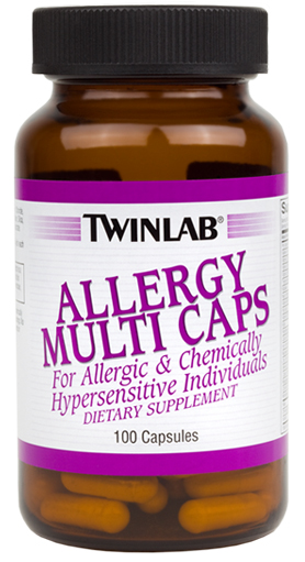Allergy Multi Caps Twinlab (200 cap)