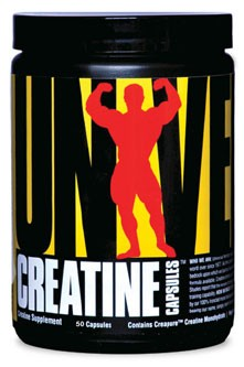 Carnitine Capsules Universal Nutrition (60 кап)