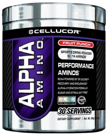 Alpha Amino Cellucor (384 гр)
