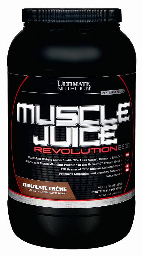 Muscle Juice Revolution 2600 Ultimate Nutrition (2,12 кг)