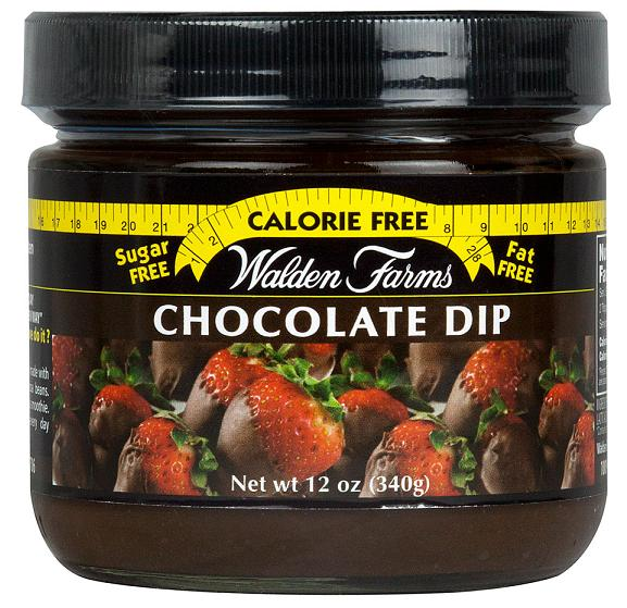 Chocolate Dip Walden Farms (340 gr)