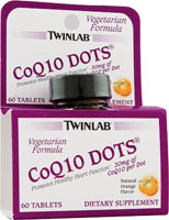 CoQ10 Dots 30 mg (60 таб)