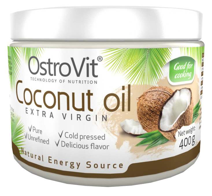 Coconut Oil Extra Virgin OstroVit (400 gr)