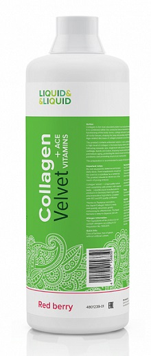 Collagen Velvet + ACE Liquid & Liquid (1000 ml)
