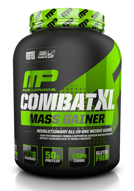 Combat XL Mass Gainer Sport Series MusclePharm (2722 гр)