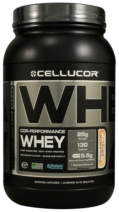 COR-Performance Whey Cellucor (884-924 гр)