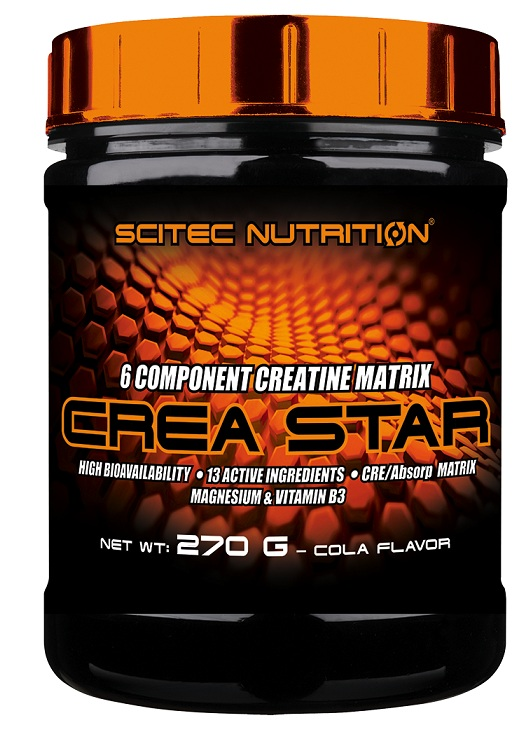 Crea Star Scitec Nutrition (270 гр)
