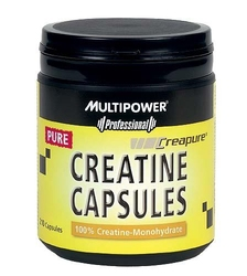 Creatine Capsules Multipower (210 кап)