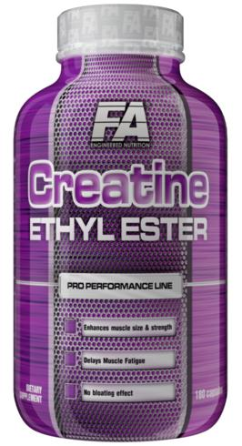 Creatine Ethyl Ester Fitness Authority (180+60 cap)