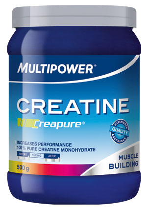 Creatine Powder Creapure Multipower (500 g)