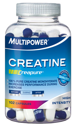 Creatine Capsules Multipower (102 cap)