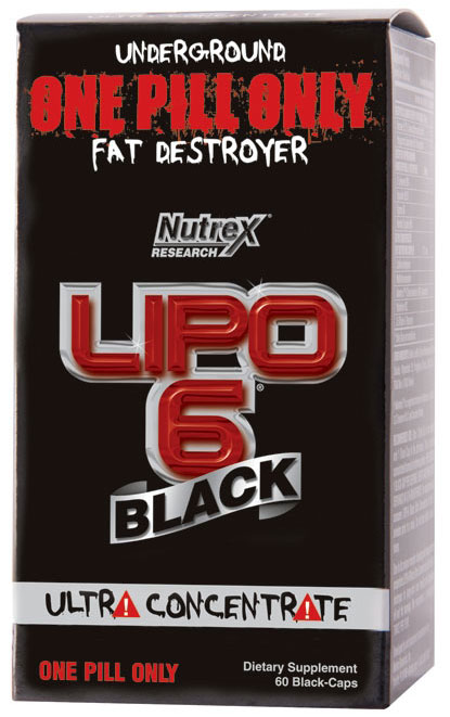 LIPO-6 BLACK Ultra Concentrate (60 cap)