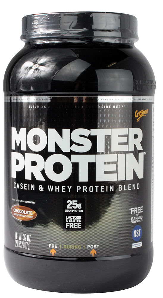 Monster Protein Cytosport (907 гр)