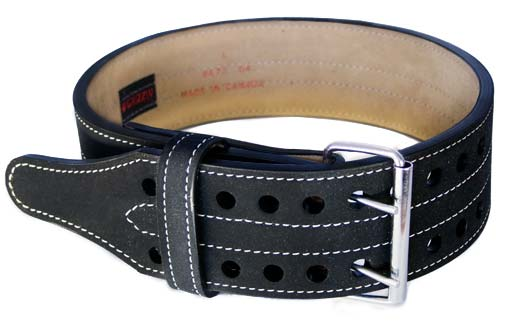 Пояс для пауэрлифтинга Grizzly 8472-04 Lifting Belt