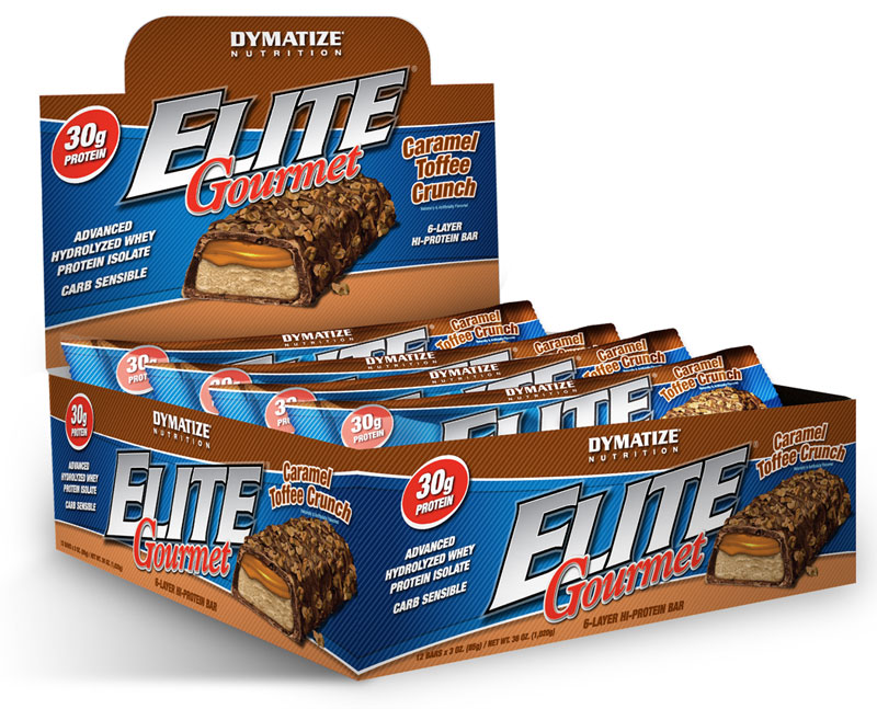 Elite Gourmet Protein Bar (85 гр)