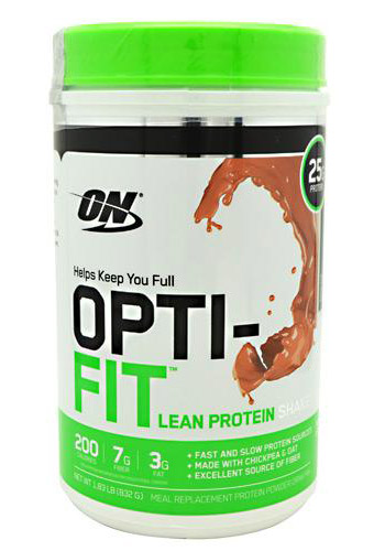 Opti-Fit Lean Protein Optimum Nutrition (832 гр)годен до 11/2018