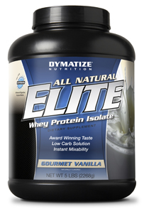 All Natural Elite Whey Protein (2268 gr)